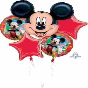 Mickey Club House Balloon bouquet| Dottedi