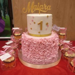 2 Tiered Princess Cake | Dottedi