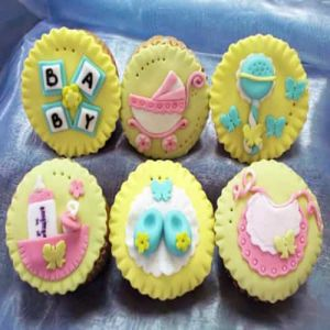 Baby Themed Tarts| Dottedi
