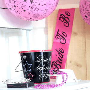 Bachelorette Party Bucket| Dottedi