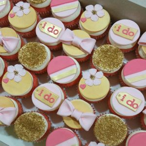 Bridal Shower Tarts| Dottedi