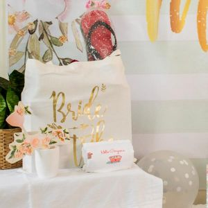 Bridal Shower Party in a Box
