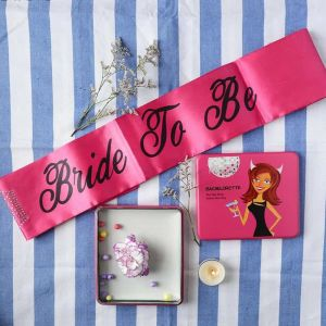 Bride to be sash| Dottedi