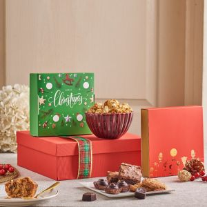 Sweet Tooth Christmas Hamper