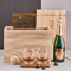 Classic Men's Cheers Gift Hamper