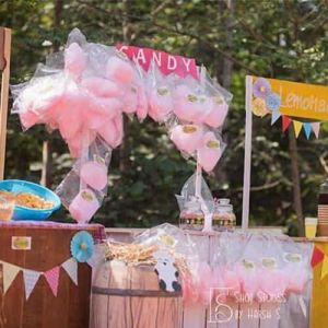 Cotton Candy Bar| Dottedi