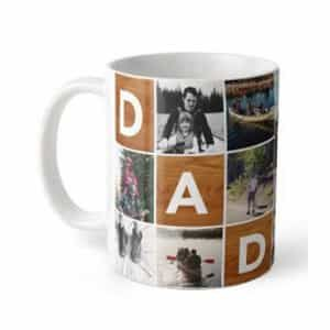 Customized dad mug| Dottedi