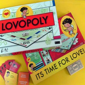 Personalised Lovopoly| Dottedi