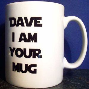 I am your mug | Dottedi