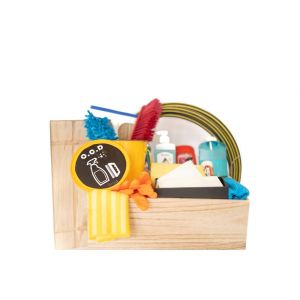Car Wash Crate| Dottedi