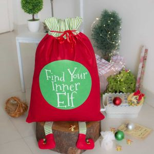 Find your inner elf sack| Dottedi
