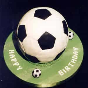 Football Cake| Dottedi