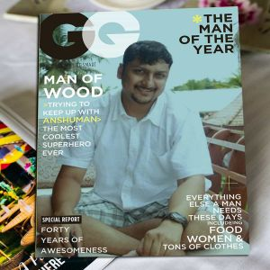 Personalized GQ Magazine| Dottedi