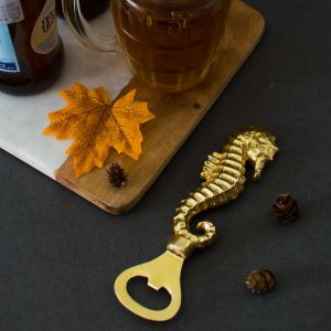 He-Haw Sea Horse Bottle Opener