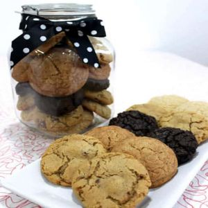 Jar of Cookies (Set of 6)