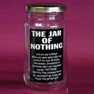 The Jar of nothing| Dottedi