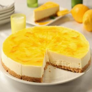 Lemon Cheesecake | Dottedi