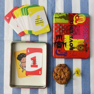 Love UNO Cards| Dottedi