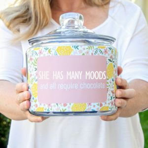 Personalized Mood Jar