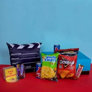 Movie Night Combo| Dottedi