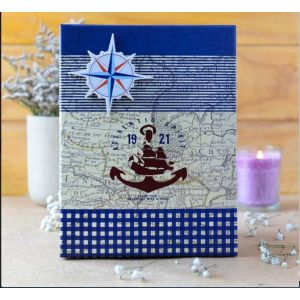 Nautical Anchor box| Dottedi