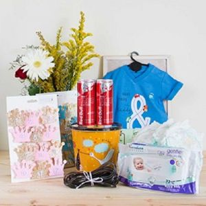 New Dad hamper| Dottedi