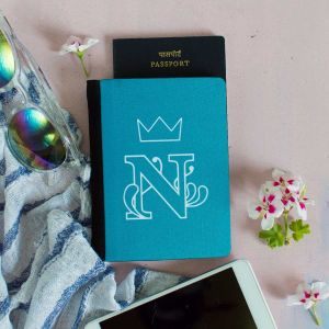 Passport holder - monogram female| Dottedi