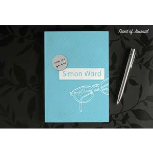 Personalized Notebook Genius Notes| Dottedi