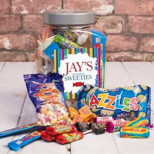 Personalized Candy Jar| Dottedi