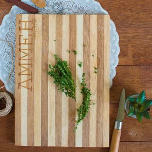 Personalized cutting board| Dottedi