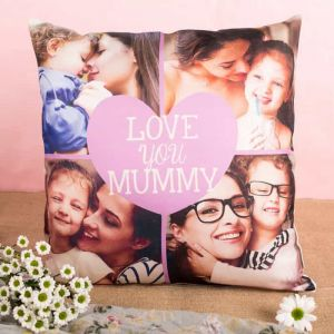 Personalized Photo Cushion| Dottedi