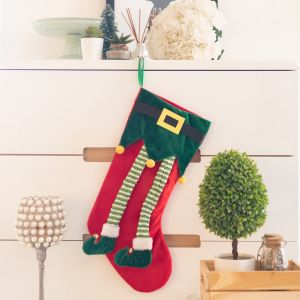 Christmas Stocking - Red| Dottedi