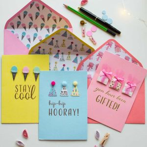 Greeting Cards - Graphic  Dottedi