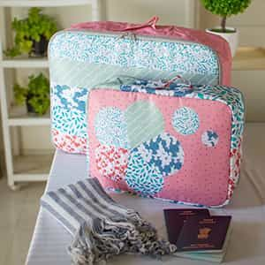 Travel Kits - Floral| Dottedi