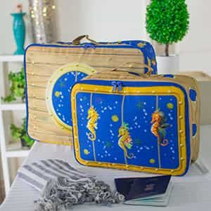 Travel Kits - Sea Horse| Dottedi