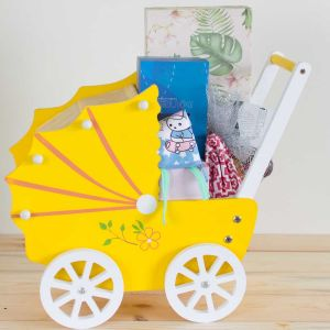 Yellow Pram| Dottedi