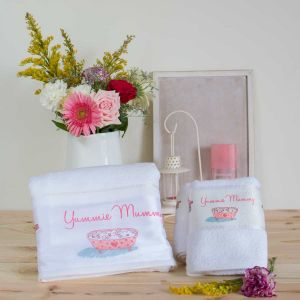 Towel Adults - Yummie mummy| Dottedi