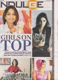 Indian Xpress _ Indulgence - 26 Mar 2011